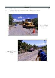 11 Panel Fotográfico 15 May 2010 Haga clic ... - Provias Nacional