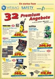 Premium Angebote Premium Angebote - Wemag