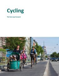 Cycling - Copenhagen Cleantech Cluster