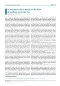 Panace@ - Revista de Medicina, Lenguaje y Traducción - Tremédica - Page 7