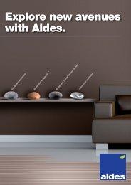 Residential Central Vacuum System - Aldes
