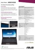 ASUS CONSUMER PRODUCT LIST - Page 5