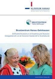 Brustzentrum Hanau-Gelnhausen - Klinikum Hanau