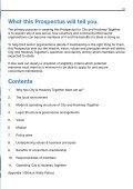 Membership Prospectus - Hackney CVS - Page 3