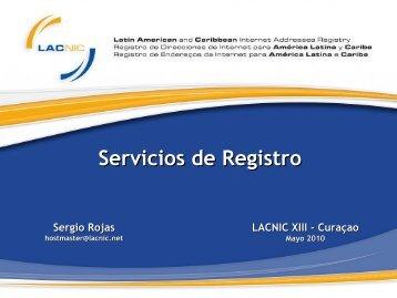 Presentación - LACNIC