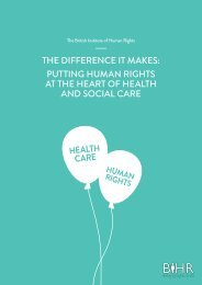 Putting HR at Heart of Health Social Care web