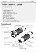 colorSENSOR LT-3-LU - Micro-Epsilon - Page 3