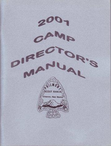camp closing procedures