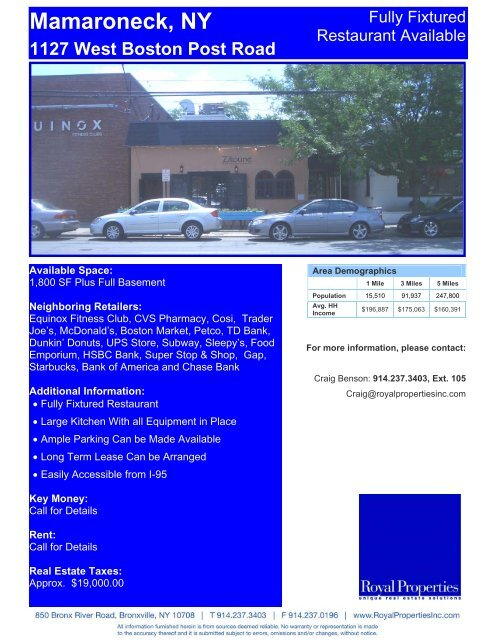Print Quality PDF - Royal Properties, Inc.