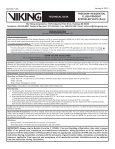 freedom® residential flush pendent sprinkler vk476 (k4.9 ... - Xact - Page 4