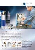Elektrische Kraftstoffpumpen - KSPG Automotive Brazil Ltda. Divisão ... - Page 2
