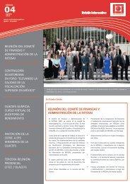 Boletín Informativo OLACEFS N°4