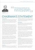Interim Statement - Harvey Nash - Page 5