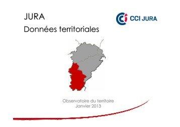 Télécharger la présentation dans son intégralité - CCI du Jura