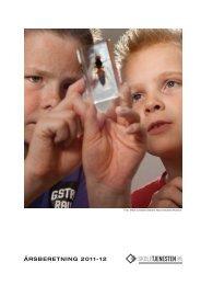 ÅRSBERETNING 2011-12 - Skoletjenesten