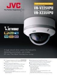 JVC VN-X235VPU - Professionalalarm.eu