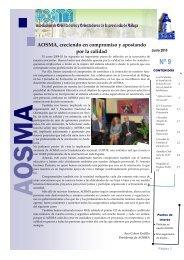 revista9- REVISTA DE LA ASOC. ORIENTADORES MÁLAGA