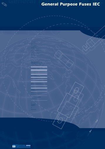 General Purpose Fuses IEC - TE-EPC-LPC
