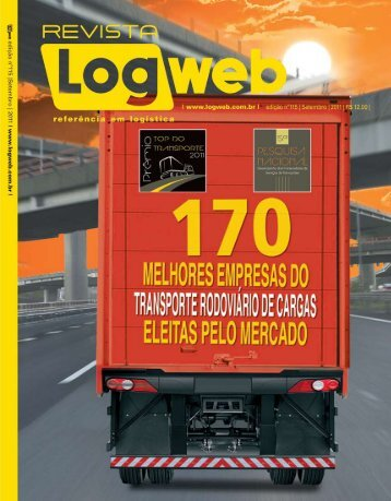 Top do Transporte - Logweb
