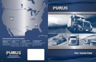 Download Brochure PDF - Purusproducts.com