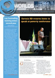 12-10 WWM - October 2012.pdf - Church of the Nazarene • Eurasia