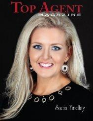 Sacia Findlay - Top Agent Magazine