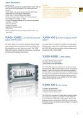 English Ethernet Solutions - from Optical to Last Mile Catalog 2006 - Page 7