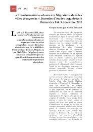 Journées d'études - Université de Poitiers