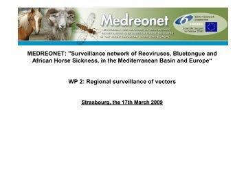 Resume of Tuesday talks - Medreonet