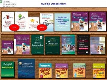 Nursing Assessment Bookshelf