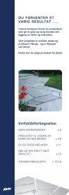 legging av skifer og naturstein utendørs - ADDA Byggkjemi AS - Page 2