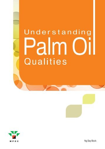 Issue 1-2 - American Palm Oil Council