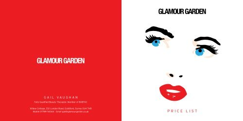 GLAMOUR & MAkE Up - Glamour Garden