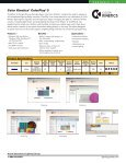 Color Kinetics® Control Chip Sets - Arrow Electronics - Page 2