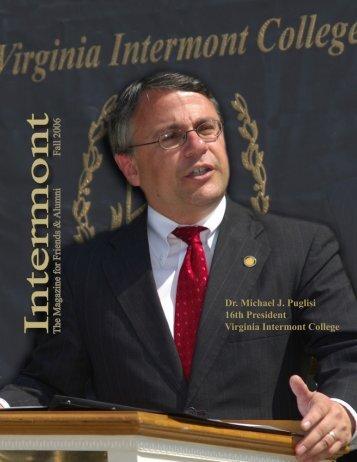 alumfall 06.indd - Virginia Intermont College