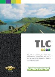 TLC est un mélange de dérivés gras d'imidazolines et d ... - Chemoran