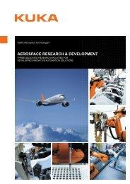 AEROSPACE RESEARCH & DEVELOPMENT - KUKA Systems
