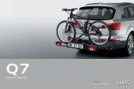 Audi Q7 Zubehör