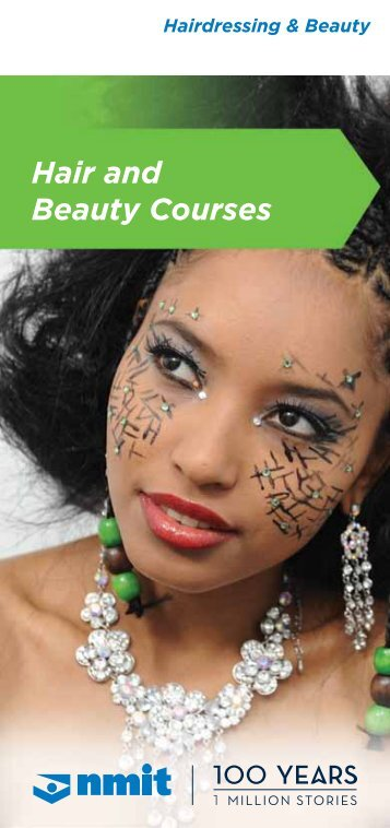 Hair and Beauty Courses - NMIT