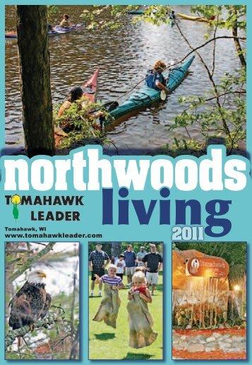Northwoods Living - Tomahawk Leader