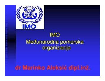 dr Marinko Aleksić dipl.inž.