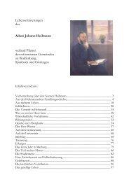 Adam Johann Heilmann - by hansbove.de