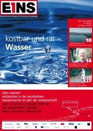 Nr.4 | 23. Juli `09 (PDF) - E1NS-Magazin