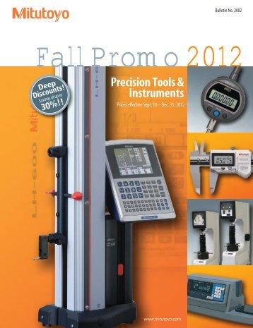 2082 Fall Promo 2012