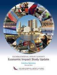 Economic Impact Brochure - Columbus Regional Airport Authority