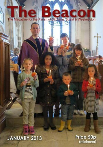The Beacon January 2013 - Beacon Parish of Ditchling, Streat ...
