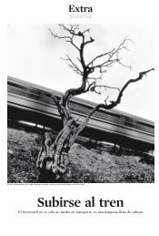 Subirse al tren - El País
