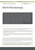 World Rendement - Derivatives Capital - Page 2