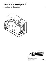 Installation & Operation Manual - Marine Air