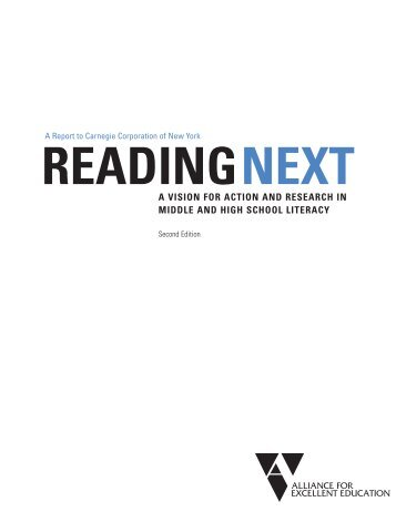 Reading next- A vision for action and research in middle - Data Center